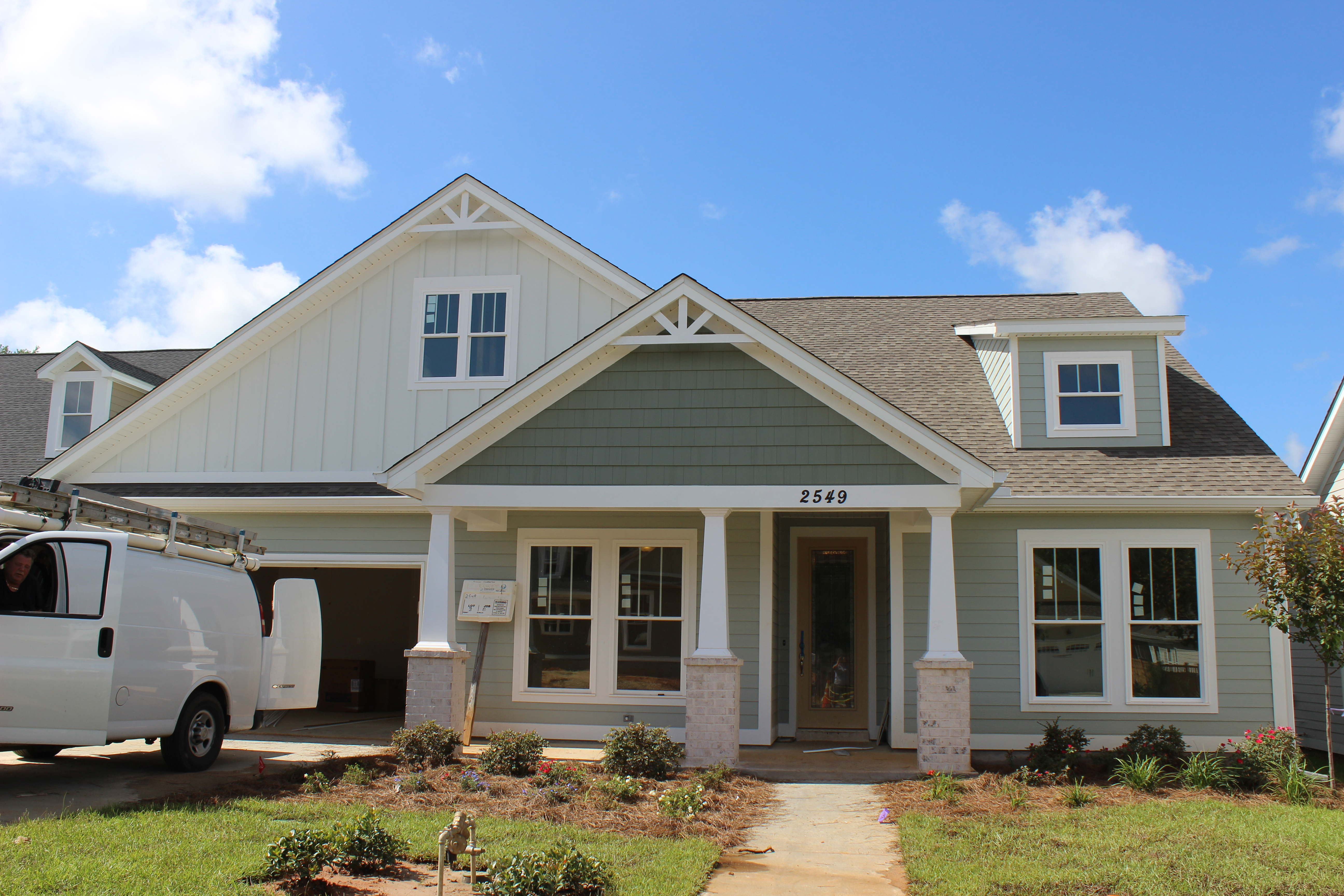 Southwood quick move in homes premier homes for Southwood house